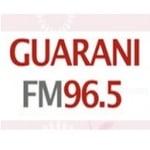 Logo da emissora Rádio Guarani 96.5 FM