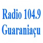 Logo da emissora Rádio Guaraniaçu 104.9 FM