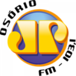 Logo da emissora Rádio Jovempan 103.1 FM