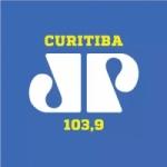 Logo da emissora Rádio Jovempan 103.9 FM