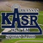 Logo da emissora Radio KASR 92.7 FM Sports