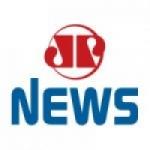 Logo da emissora Rádio Jovem Pan News 900 AM