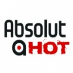 Logo da emissora Absolut Radio Hot