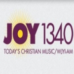 Logo da emissora WJYI 1340 AM Joy