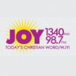 Logo da emissora WJYI 1340 AM Joy