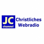 Logo da emissora JC channel - Christliches Webradio