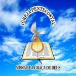 Logo da emissora Rádio A Voz da Graça de Deus