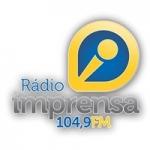Logo da emissora Rádio Imprensa 1030 AM