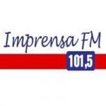Logo da emissora Rádio Imprensa 101.5 FM