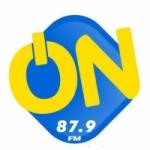 Logo da emissora Rádio On FM