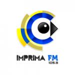 Logo da emissora Rádio Imprima 105.3 FM