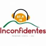 Logo da emissora Rádio Inconfidentes 87.9 FM