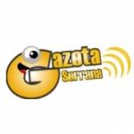 Logo da emissora Gazeta Serrana