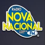 Logo da emissora Rádio Nova Nacional FM