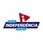 Logo da emissora Rádio Independência 89.5 FM