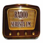 Logo da emissora Rádio Seresta FM