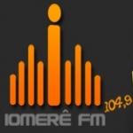 Logo da emissora Rádio Iomerê 104.9 FM