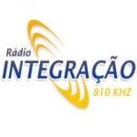 Logo da emissora Rádio Integração 810 AM