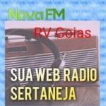 Logo da emissora Nova FM RV