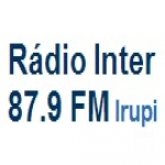 Logo da emissora Rádio Inter 87.9 FM