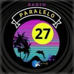 Logo da emissora Rádio Paralelo 27