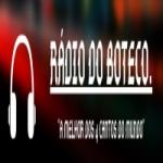 Logo da emissora Rádio do Boteco