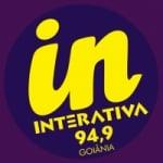 Logo da emissora Rádio Interativa 94.9 FM
