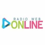 Logo da emissora Rádio Web Online