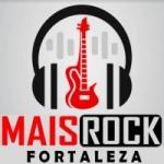 Logo da emissora Rádio Mais Rock Fortaleza