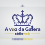 Logo da emissora A Voz da Galera