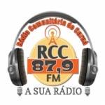 Logo da emissora RCC 87.9 FM