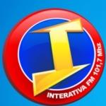 Logo da emissora Rádio Interativa 101.7 FM