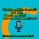 Logo da emissora Rádio Midia Seridó
