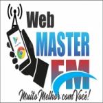 Logo da emissora Web Master FM