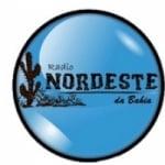 Logo da emissora Rádio Nordeste da Bahia