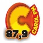 Logo da emissora Rádio Carol 87.9 FM