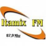 Logo da emissora Rádio Itamix 87.9 FM