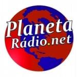 Logo da emissora Planeta Rádio