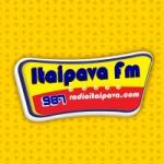 Logo da emissora Rádio Itaipava 98.7 FM