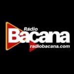 Logo da emissora Rádio Bacana
