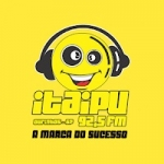 Logo da emissora Rádio Itaipu 92.5 FM