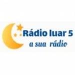 Logo da emissora Rádio Luar 5