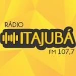 Logo da emissora Rádio Itajubá 107.7 FM
