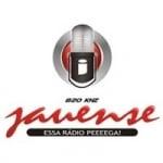 Logo da emissora Rádio Jauense 820 AM