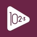 Logo da emissora Rádio Itapema 102.3 FM
