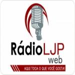 Logo da emissora Rádio LJP Web