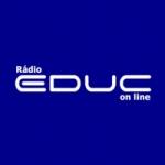 Logo da emissora Rádio Educ Online
