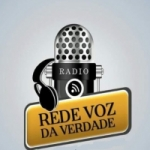 Logo da emissora Rede Voz da Verdade PR