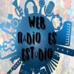 Logo da emissora Web Rádio ES Estúdio