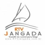 Logo da emissora Rtv Jangada